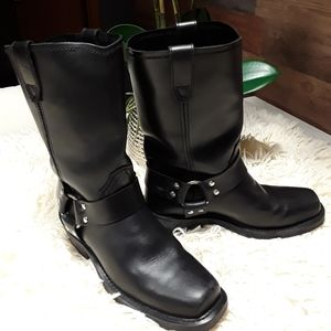 Dingo Cowgirl/Motorcycle Harness Boots